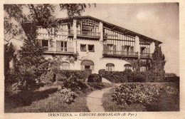 CIBOURE - IRRINTZINA - Bordagain - Vierge - Tbe - Ciboure