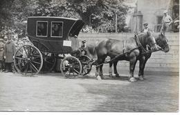 Middelburg (fotokaart Demonstratie Van Zeeuwse Rijtuigen Ca. 1910) - Middelburg