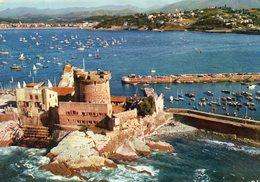 CIBOURE - Le Fort De Socoa Et La Rade -  Cap 1548 - écrite - Tbe - Ciboure