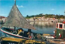 Saint Jean De Luz - Le Port De Ciboure     AO 291 - Saint Jean De Luz