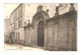 CPA 17 SAINTES Ancienne Juridiction Consulaire Rue Saint Maur - Saintes