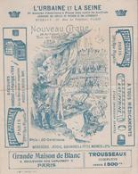 7501 NOUVEAU CIRQUE 251 RUE SAINT-HONORE PROGRAMME DU 23 DECEMBRE 1900 - France
