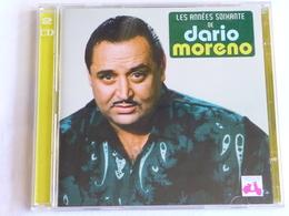 Les Années 60 De Dario MORENO, 2 CDs - Opera