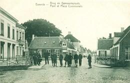 Exaerde - Eksaarde - Brug En Gemeenteplaats - Animatie - De Graeve 12645 - Lokeren