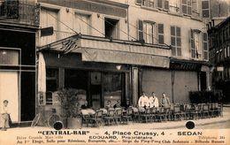 Sedan Central Bar 4 Place Crussy - Sedan
