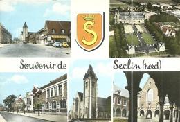 ( SECLIN )( 59 NORD ) SOUVENIR DE SECLIN - Seclin