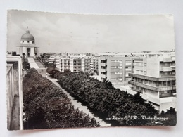 ROMA - 1969 - EUR - Viale Europa - Viste Panoramiche, Panorama