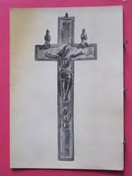 Visuel Très Peu Courant - Crucifix En Laiton - Bas Congo - Musée Du Congo Belge - Tervuren - Fine Arts
