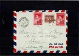 CTN61/C - VIET NAM LETTRE NHATRANG 2/1/1957 - Viêt-Nam