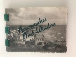 Petit Carnet De 10 Photographies Arromanches Port-Winston (ARTAUD Père Et Fils Editeurs NANTES) - Arromanches