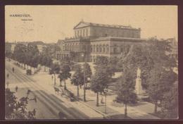 Deutsches Reich Privatganzsache Hannover Theater Philatelie PP 23C 30 013 N Kiel - Germany