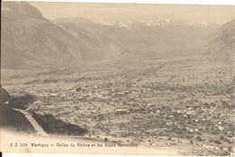 SUISSE -  MARTIGNY  - Vallée Du Rhône Et Les Alpes Bernoises  181 - Andere