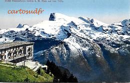 SUISSE - HOTEL STANSERHORN - NW Nidwalden