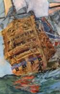 CPSM - Illustration A.SEBILLE (Peintre De La Marine) - SOLEIL ROYAL Epoque Louis XIV ... - Edition Draeger - Illustratori & Fotografie