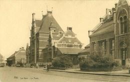 Ath - La Gare - La Poste - Ath