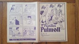 PROTEGE CAHIER  PASTILLES PULMOLL - Drogheria