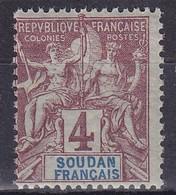 Soudan     N°5** - Soudan (1894-1902)