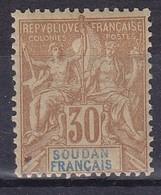 Soudan     N11** - Soudan (1894-1902)