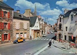 44 St Saint Nicolas De Redon Le Centre Ville Place Eugene Lafontaine CPM Voiture Auto Citroen 2cv Chevaux - Autres Communes