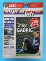 NAPRID BILI No. 2 Football Magazine Of HNK Hajduk Split (Croatia) Soccer Fussball Foot Croatie Kroatien Croazia Croacia - Kleding, Souvenirs & Andere