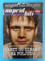 NAPRID BILI No. 9 Football Magazine Of HNK Hajduk Split (Croatia) Soccer Fussball Foot Croatie Kroatien Croazia Croacia - Kleding, Souvenirs & Andere