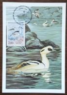 CM 1993 - YT N°2785 - NATURE DE FRANCE / CANARDS - VILLARS LES DOMBES - Cartas Máxima