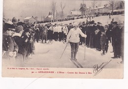 88-Gerardmer L'Hiver Course Des Dames à Skis - Gerardmer