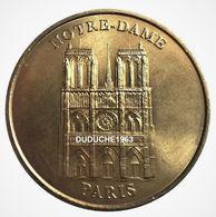 Monnaie De Paris 75.Paris - Cathédrale Notre Dame De Paris 2002 - Monnaie De Paris