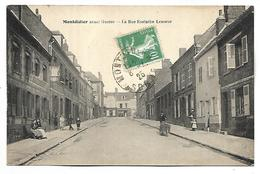 MONTDIDIER - La Rue Eustache Lesueur - Montdidier