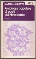 ANTOLOGIA POPOLARE DI POETI DEL NOVECENTO A - Encyclopédies