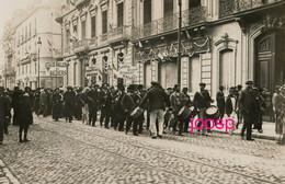 Photo : Béziers : MANIFESTATION VITICOLE , Photo D'une Carte Postale, 2 Scans - Lieux