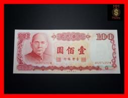 TAIWAN 100 Yuan 1987 P. 1989   UNC - Taiwan