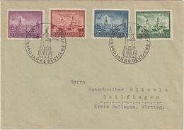 """Gen.-Gouvern.: Satzbrief """"600 Jahre Lublin"""" - Occupation 1938-45"""