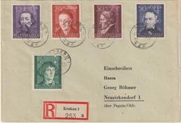 """Gen.-Gouvern.: Satzbrief """"Kulturträger"""" - Occupation 1938-45"""