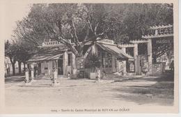 CPA Royan-sur-Mer - Entrée Du Casino Municipal - Royan