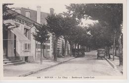 CPA Royan - Le Chay - Boulevard Louis-Lair (avec Bureau De Tabac) - Royan