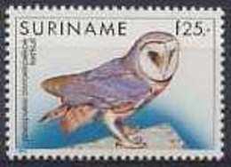 Republiek Suriname Nr 756 Postfris/MNH Vogels, Birds, Oiseaux, Uil, Owl, Chouette 1993 - Surinam
