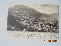 Sasbachwalden. Gruss Aus Dem Schwarzwald. Schmalzle 2316 PM 1907 - Sasbach