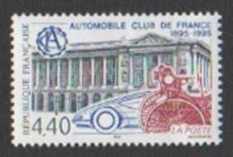 France Neuf Sans Charnière 1995 Automobile Club  YT 2974 - Francia