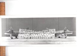 Photographie Photo Aviation Armée Aeronautique Navale Aviateur Pilote Avion De Chasse Militaire FLOTILLE 16F 1968 - Aviation