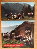 Jenbach Tirol Brauchtumsgruppe GALLZEIN - Jenbach