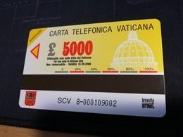 VATICAN CITY  PIAZZA S PIETRO 1993, $5000 MINT      Fine Used    **1361 ** - Vatican