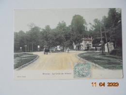 Brunoy. La Croix De Villeroi. Dupas / Breger Freres PM 1905 - Brunoy