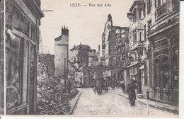 Lille - Rue Des Arts - Lille