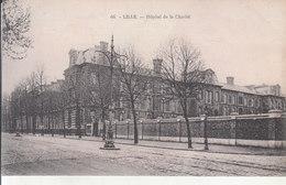 Lille - Hôpital De La Charité - Lille