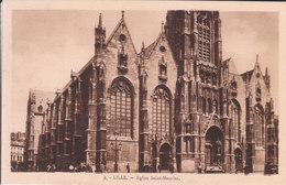 Lille - Église Saint Maurice - Lille