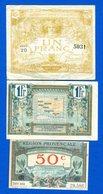 Region  Provence  3  Billets - Chamber Of Commerce