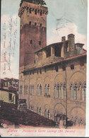 Lucca - Palazzo E Torre Guinigi (XI. - Lucca