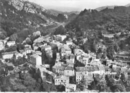 83 - MEOUNES Les MONTRIEUX : Vue Générale - CPSM Village (2.185 Habitants ) Dentelée Noir Blanc Grand Format - Var - Other Municipalities
