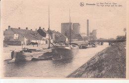 Dixmude - Le Haut Pont Et L'Yser - Diksmuide
